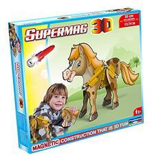 Supermag 3D. Animali: Pony