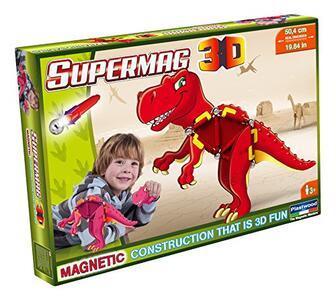Supermag 3D. Dinosauri: T-Rex