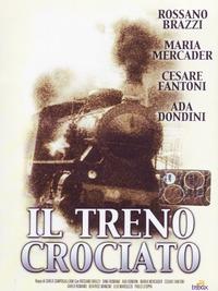 Cover Dvd Il treno crociato