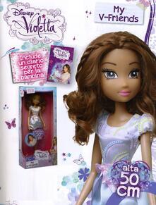 Violetta. Bambola My V-Friends