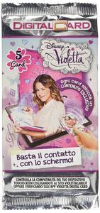Violetta Digital Card Busta 1 Pz - 4