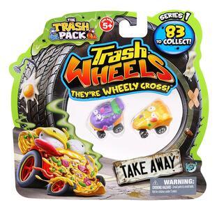 Trash Wheels. Blister 2 Pz - 13