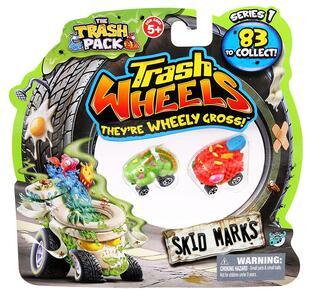 Trash Wheels. Blister 2 Pz - 16