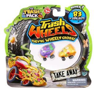 Trash Wheels. Blister 2 Pz - 6