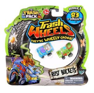 Trash Wheels. Blister 2 Pz - 8