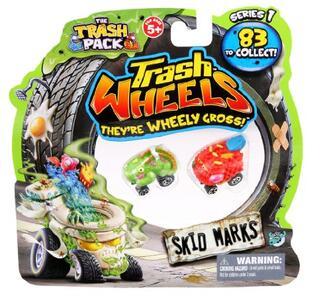 Trash Wheels. Blister 2 Pz - 9