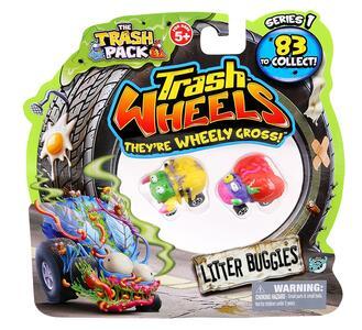 Trash Wheels. Blister 2 Pz - 12