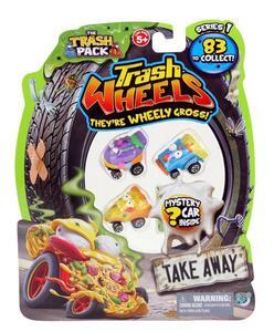 Trash Pack: Trash Wheels. Take Away - 6