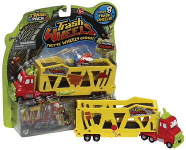Trash Pack Camion con veicolo - 11