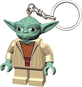 Giocattolo Lego Star Wars. Yoda Portachiavi con luce Lego 1