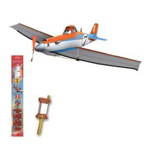 Giocattolo Planes Aquilone 3D Dusty Planes
