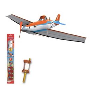 Giocattolo Planes Aquilone 3D Dusty Planes