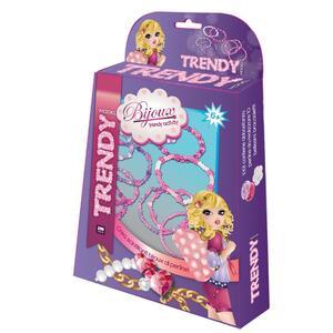 Trendy Model. Bijoux Perle
