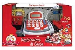 Giocattolo Casabella Registratore di Cassa Rocco Giocattoli