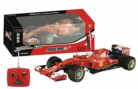 Ferrari Sf15 T R C 1. 18 Cm.34X16X12 5 3491 - 2