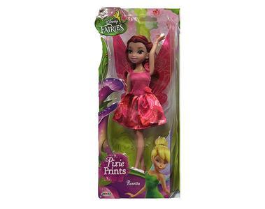 Fairies Classic Fashion Doll 23Cm.14X6,4X33 9566 Jakks Pacific - 8