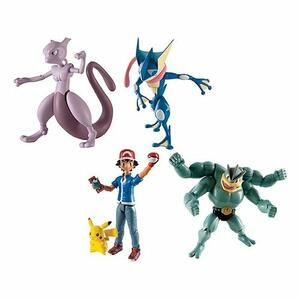 Pokemon Action Figure Cm.22,8X16,5X7,5 T18515