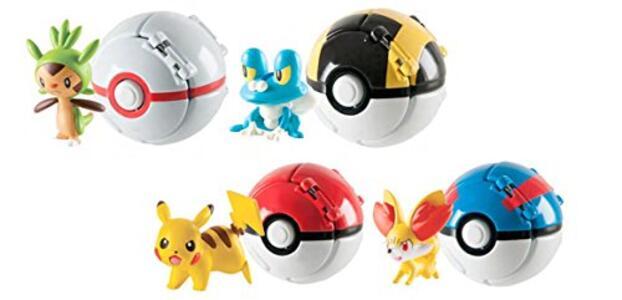 Pokemon Poke Ball Throw N Pop 16,5X9X20,3 T18873