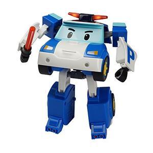 Robocar Poli Robot Trasformabile Poli C/Luci - 4