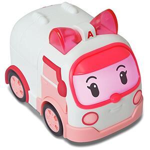 Robocar Poli Robot trasformabile con Luci-Amber 16,5X13X20 8309 Rocco Giocattoli - 3