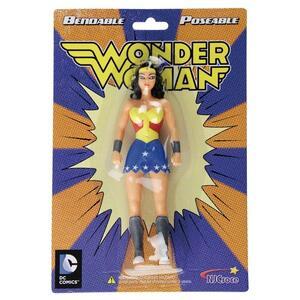 Dc Comics. Action Figure Snodabile Wonder Woman
