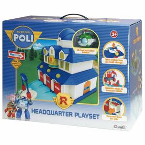 Robocar Poli. Headquarter Playset - 5
