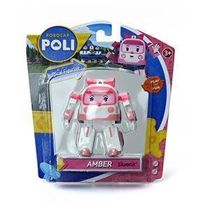 Robocar Poli Personaggi Assortiti 15.2X7X16.5Cm 83056 Rocco Giocattoli - 3