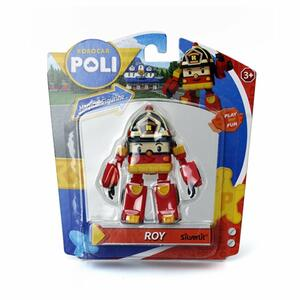 Robocar Poli Personaggi Assortiti 15.2X7X16.5Cm 83056 Rocco Giocattoli - 5