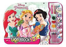 Disney Princess Giga Block 5 in 1