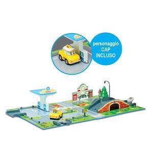 Robocar Poli Brooms T.M. Energy Station Cm39X6X25 8324 Rocco Giocattoli - 4