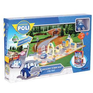 Robocar Poli Brooms T.M.City Hall Cm39X6X25 8327 - 3