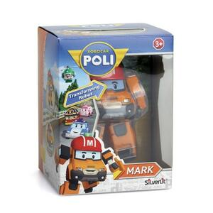 Poli Robot Trasformabile Mark Cm.13X13X17