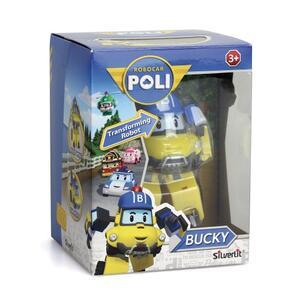 Poli Robot Trasformabile Bucky Cm.13X13X17