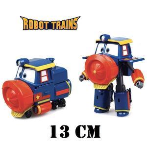 Robot Train robot trasformabili 13 cm Rocco Giocattoli - 4