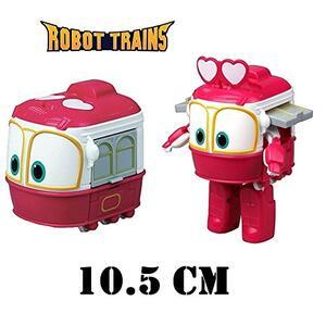 Robot trains robot trasformabile personaggio duck