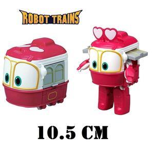 Robot trains robot trasformabile personaggio duck - 5
