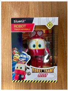 Robot trains robot trasformabile personaggio duck - 6