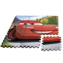 Cars Tappetino Puzzle Cm 46X32X34
