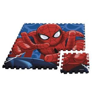 Spiderman Tappetino Puzzle Cm 46X32X34