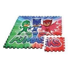 Pj Masks Tappetino Puzzle Cm.46X32X34