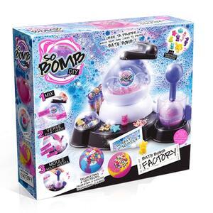 So bomb fabbrica delle bombe da bagno rocco giocattoli giochi di