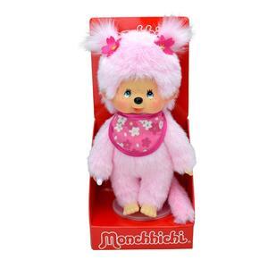 MONCHHICHI PINK SAKURA GIRL 11,5X10X25 242894 *