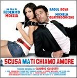 Cover CD Colonna sonora Scusa ma ti chiamo amore