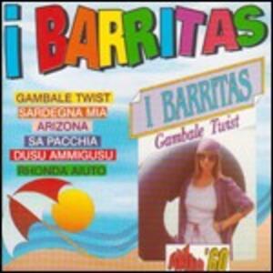 Gambale Twist - CD Audio di Barritas