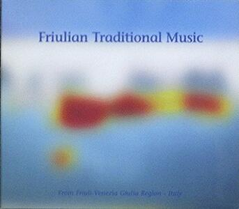 Friulian Traditional Music - CD Audio