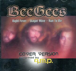 Best Cover Songs of Bee Gees - CD Audio