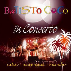 Batisto Coco in concerto - CD Audio di Batisto Coco