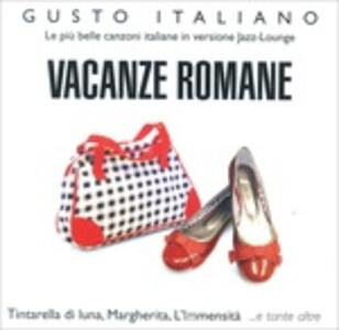 CD Vancanze romane Massimo Faraò