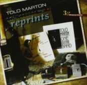 CD Reprints Tolo Marton