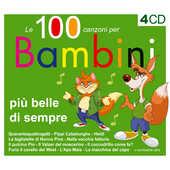 CD Le 100 canzoni per bambini più belle di sempre